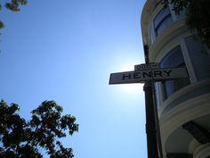 Henry Street in San Francisco