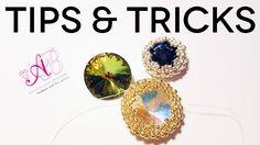 4. Tips & Tricks  Come incastonare rivoli di dimensioni diverse con la t...