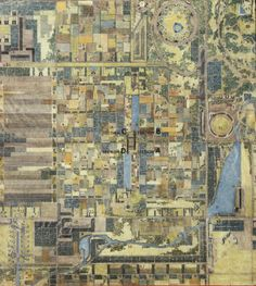 Frank Lloyd Wright Broadacre City 1932-1959