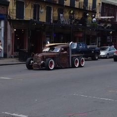 hot rod, rat rod Trucks   The UNDERGROUND!