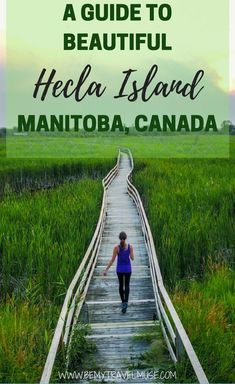A Guide to Beautiful Hecla Island, Manitoba An awesome guide to Hecla Island in Hecla-Grindstone Provincial Park, Manitoba, Canada. So many amazing things to do in this beautiful island, plus tips on where to eat and sleep Travel Abroad, Travel Tips, Places To Travel, Places To Visit, Backpacking Canada, Outdoor Dates, Canadian Travel, Canadian Rockies, Canada