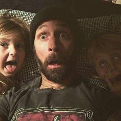 Nova foto do Mike no instagram