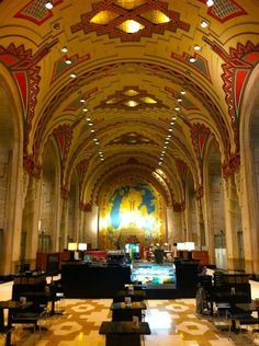 Detroit is a living museum of 20th Century architecture | 10 Reasons Why Detroit Will Prove CriticsWrong