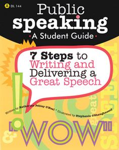 <> read and review for possible tips. Public Speaking by  Katherine Pebley O'Neal ISBN-13: 9781593631284
