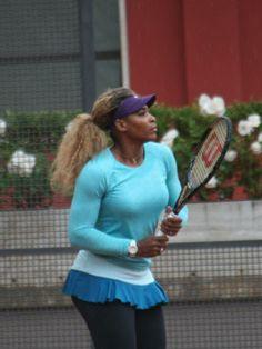 <3 ... 5/16/14 Via Malika Zerguine @ZerguineM So beautiful QUEEN @Serena Williams