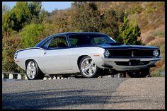 1970 Plymouth Cuda Resto Mod