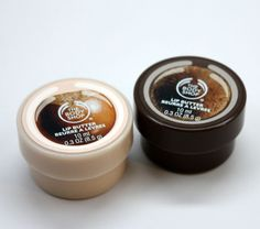 The Body Shop Lip Butter: I love body shop's  lip butters. This is the first product I have tested that kept my lips moist and fresh all winter.  I am always looking for recommendations for winter lip and skin care.
