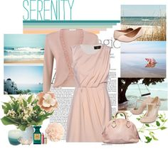 """serenity"" by countrycousin ❤ liked on Polyvore"