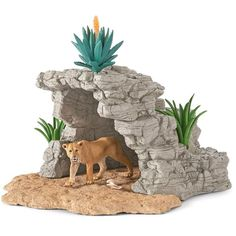 Schleich Cave Playset Wild Life Accessories Sale 2020 The largest selection of Schleich toys Animals, Horses, Knights, Dinosaurs, Smurfs. Wild Life, Schleich Set, Animal Action, Cat Activity, Adrien Y Marinette, Dangerous Animals, Breyer Horses, Horse Girl, Pet Toys