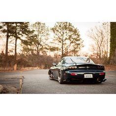#Mazda #RX7 #stancenation