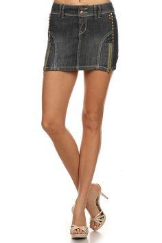 Watch L.A. dba Clash > Skirts > #LK8947 − LAShowroom.com