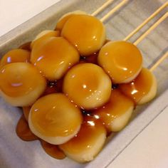 Pin on 음식 Asian Desserts, Köstliche Desserts, Delicious Desserts, Yummy Food, Sushi Recipes, Sweets Recipes, Cooking Recipes, Homemade Ramen, Cafe Food