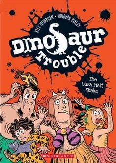 Step back in time to meet clever cave boy Arg and his Stone Age family. It's where the trouble begins! The volcanoe spews out a red-hot lava melt shake. Can Arg save the day in his mega-messy way? Living In New Zealand, Dinosaur Funny, Book Authors, Lava, Two By Two, Shake, Stone Age, Volcanoes, Brain