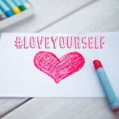 Don't just be good to other people. Be good to yourself too. #LoveYourself