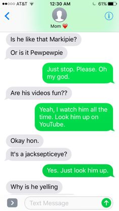 "My mom like Mark, Jack, Leads and Cry cause she says ""They are very strange men, they yell a lot"" Jacksepticeye Memes, Pewdiepie Funny, Youtube Gamer, Septiplier, Funny Text Messages, Best Youtubers, Funny Texts, In This World, Haha"