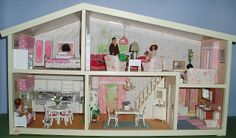 My Vintage Dollhouses: From across the pond...