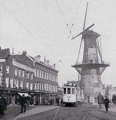 Nederland, Enschede, de Zuidmolen. Commentaar op deze foto word gewaardeerd.