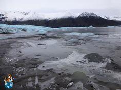 Skaftafellsjökull glacier tongue (Iceland)