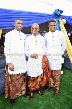 Igbo Wedding Igba Nkwu Nwanyi Nigerian mens attire
