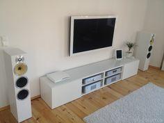 nice audio - video setup