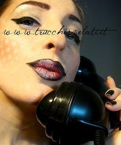 "Extreme Make-upaciugo ""Pop Art"""
