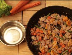 3 Homemade Dog Food Recipes with Turkey Raw Pumpkin Seeds, Pumpkin Puree, Dog Treat Recipes, Dog Food Recipes, Canned Pumpkin Pie Filling, Pumpkin Dog Treats, Calorie Intake, Homemade Dog Food, Food To Make