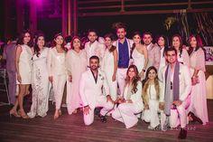 Swanky Antalya Wedding of this Blogger Boasted Lush Decor & Designer Outfits | ShaadiSaga Free Wedding, Wedding Sets, Wedding Room Decorations, Wedding Planning Websites, Best Wedding Photographers, Bridesmaid Dresses, Wedding Dresses, Bridal Outfits, Antalya