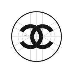CHANEL Logo (1925)  Designed by Coco Chanel  http://www.chanel.com/