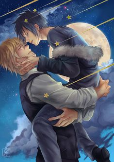 Make a wish by shuu-washuu - Shizaya - Shizuo x Izaya - Durarara!!
