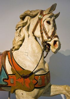 Carousel Horse - Shelburne Museum
