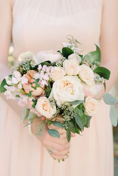 Garden Party-Inspired Wedding Infused with Pineapples