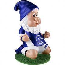 Der Königsblaue Zwerg war sogar auf Schalke. Aber die Angst um seine Liebsten zuhause hat ihn nicht losgelassen.