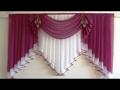 Do you want to make modern curtains? If so, you need to know the best modern curtain design. Modern curtain design is one of the best ways you can choose when you want to make the best curtain for your… Continue Reading → Living Room Decor Curtains, Swag Curtains, Curtains And Draperies, Elegant Curtains, Home Curtains, Modern Curtains, Hanging Curtains, Curtains 2018, Window Drapes