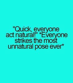 Haha... True!