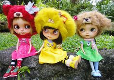 One Little.......Two Little.......Three Little Monsters......   Flickr - Photo Sharing!