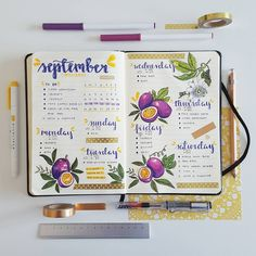 Bullet Journal Layouts Based on Your Astrology Sign - Conquering Chaos - Bullet . - Trending - Bullet Journal Layouts Based on Your Astrology Sign – Conquering Chaos – Bullet Journals, Notizb - Bullet Journal Writing, Bullet Journal Spread, Bullet Journal Ideas Pages, Bullet Journal Layout, Bullet Journal Inspiration, Journal Pages, Bullet Journals, Journal Notebook, Bullet Journal Calendrier