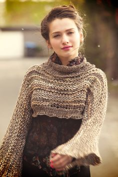 Nice wool sweater - as is or to combine with fabric