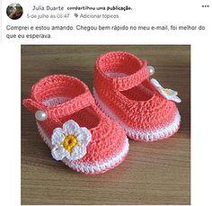 Aprenda Croche Easy Crochet Stitches, Crochet Blanket Patterns, Baby Blanket Crochet, Baby Booties Knitting Pattern, Crochet Baby Boots, Finger Knitting, Easy Knitting, Crochet Instructions, Patchwork Bags