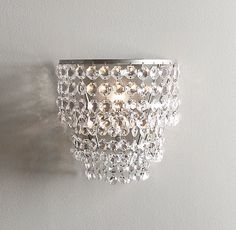 Soho Crystal Sconce