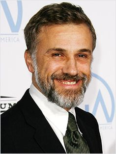 omg he's dashing. further confirmation i like older guys.. can't help it.   Just saw Django Unchained today and fell in crush with Christoph.