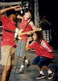 Rage Against the Machine, 1994
