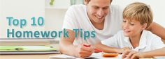 A great website for parents/students/teens on homework tips!