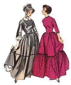 Vintage Pattern Marketplace: Adult Costume Patterns on Goodsmiths