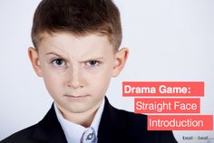 quick, simple theatre game warm-up to help kids practice staying in character - even when saying something totally ridiculous. Theatre Games, Drama Theatre, Teaching Theatre, Children's Theatre, Gym Games, Teaching Art, Drama Games For Kids, Drama Activities, Drama Warm Up Games
