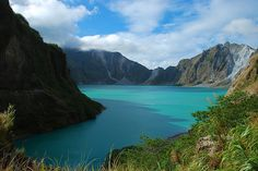 Mount Pinatubo Lake: For Trekking Only Mount Pinatubo, Crater Lake, Us Travel, Trekking, Philippines, Community, Earth, Explore, World