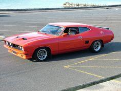 1973 XB GT Ford Falcon Coupe - Google Search