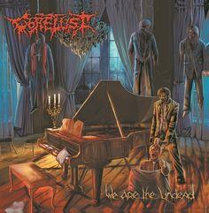 GERATHRASH - extreme metal: Gorelust - We Are The Undead (2015) | Brutal Death...