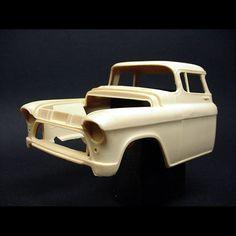 1955 Chevy Chopped Top Truck Cab - Ron Cash