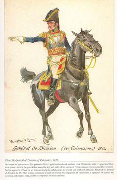 MINIATURAS MILITARES POR ALFONS CÀNOVAS: UNIFORMES NAPOLEONICOS,( Nº 3 ) MANDOS Y ESTADO MAYOR, ilustrado por Herbert KNÖTEL