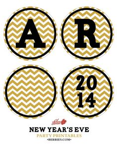 diy printable happy new years banner happy new year banner new years eve party